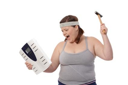 7 grunner til at fettforbrenning stopper opp